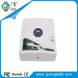 Generador de ozono 400mg portátil purificador de aire limpiador para el hogar