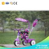 Fábrica Threewheel do triciclo do carrinho de criança de bebê do brinquedo das crianças diretamente