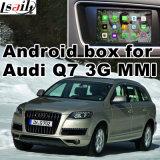 Auto-videoschnittstelle GPS-Navigationsanlage für Audi 2009-2014 Q5/A4l/A5/S5