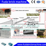 Machine van de Stevige Baksteen van de Machine van de Baksteen van Topten de Automatische Concrete Met elkaar verbindende