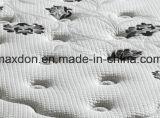 高品質の現代7ゾーンのポケットコイルばねのホテルのベッドのマットレス
