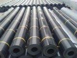 Поставщики Geomembrane листа черного HDPE пластичные