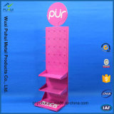 Rek van de Vertoning van de Sticker van de Magneet van de Vloer van het staal het Spinnende (PHY234)