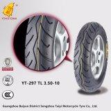 Vespa 350-10 de la rueda del neumático del neumático de la motocicleta