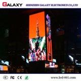 Afficheur LED P10/écran/panneau-réclame/signe/panneau extérieurs avec la définition élevée