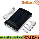 Banco portátil de venda quente da potência do carregador do telefone da célula solar de 10000mAh RoHS