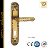 Цинкового сплава мебель двери рычаг фиксатора оборудования (7071 запирания на ручке-z6382)