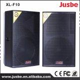 XL-F10 диктор 10 дюймов профессиональный громкий с Ce и RoHS