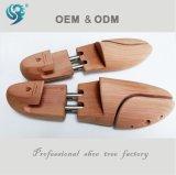 Fábrica europea Manufaturer del cedro del árbol del zapato