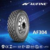 고품질 295/80r22.5 315/80r22.5를 가진 과격한 트럭 타이어