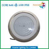 Ss316 gefülltes LED an der Wand befestigtes Pool-Epoxidlicht