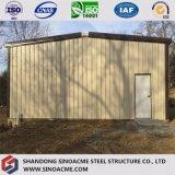 L'Acier Préfabriqués Sinoacme châssis métallique de la construction de l'entrepôt