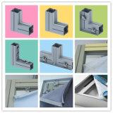 Sistema materiale di alluminio del tessuto per la mostra della visualizzazione