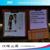 상업 광고를 위한 작은 P3 SMD2121 실내 풀 컬러 발광 다이오드 표시 텔레비젼 스크린
