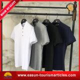 T-shirt simple de haute qualité pour les ventes