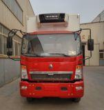 HOWO 4X2冷却装置トラック