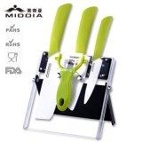 Детали кухни/инструменты кухни для комплекта 5PCS керамического Knfie