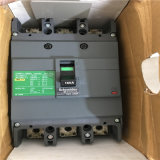 De Compacte Stroomonderbreker 100AMP MCCB van uitstekende kwaliteit van Schneider 3p Ezc