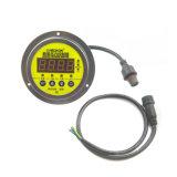 MD S800z 축 방향 설치 물, 기름은, 지적인 디지털 압력 스위치를 가스를 발산한다