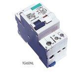 Автомат защити цепи Tg60nl остаточный в настоящее время (RCCB)