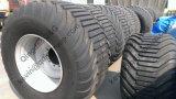 Grand pneu 850/50-30.5 de flottaison pour le chariot de densité de ferme