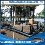 6mのケニヤの熱い販売のための正方形の栽培漁業のケージ