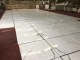 Beige Zwarte Witte Marmeren Plak voor de Decoratie van het Project