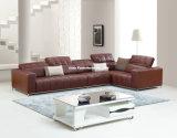 Mobília moderna da sala de visitas popular secional (LZ-967)