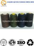 75D/2 de alta calidad con el hilo de coser del bordado del poliester de la Alto-Tenacidad