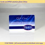 ISO7811 cartões de tarja magnética de PVC para Dom cartão promocional