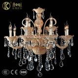 Luxuxglasgefäß-Kristallleuchter für Innen (AQ8003-8+4)
