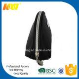 Мешок состава PU высокого качества черный кожаный