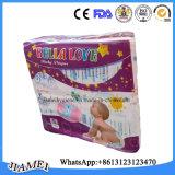 テープとのよい吸囚性の低価格のアフリカの赤ん坊のおむつ