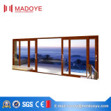 A Austrália Standard estilo europeu com porta de vidro temperado de alumínio