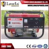 Rated генератор нефти газолина 2.5kw Макс 2.8kw Kingmax Km5800dxe для сбывания