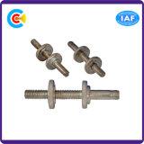 Acier inoxydable 4.8/8.8/10.9 noix moletées de raccordement/vis/Pin