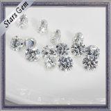 G-H 색깔 1 캐럿 합성 다이아몬드 느슨한 Moissanite 공장 도매가