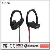 Fone de ouvido sem fio Bluetooth com fone de ouvido com venda quente
