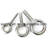 DIN 580のステンレス鋼の糸はアイボルトを造った