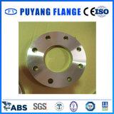 Flange inoxidável do plano de aço do RUÍDO 2576 para a flange da soldadura (PY0130)