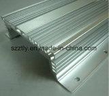 En aluminium/aluminium en alliage d'Extrusion 6063/6061 l'anodisation au profil de dissipateur thermique