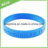 Wristband di gomma del silicone dei 2017 regali promozionali