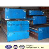Aço de aço forjado do bloco do molde 1.2738/P20+Ni/3Cr2NiMo plástico