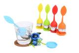 Высококачественный силиконовый чехол для приготовления чая и кофе и чай Infuser инструменты силикон сетчатого фильтра