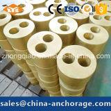 Concreto pretensado Anchorage redonda de la marca de fábrica famosa de China