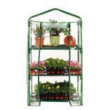 Invernadero plástico ventas de la casa caliente caliente del jardín de 2017 mini