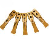 Pièces de machines de construction d'accessoires de chargeur d'Assemblée de dent d'élément 418-70-13151