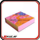 Cadre de empaquetage cosmétique de papier pliable fait sur commande avec le plateau en plastique
