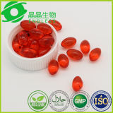 GMP Certified 500mg Red Rose Oil Capsule Herbal Dietary Supplement