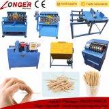 Cure-dent en bois de qualité faisant la machine à vendre